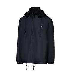 Reversible Jacket-100% Poly.-Fleece