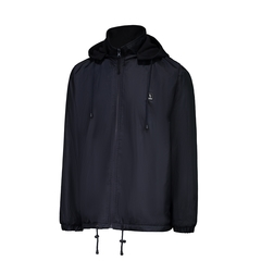 Reversible Jacket-100% Poly.-Fleece