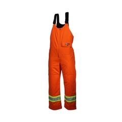 Pants-For Welders - Cotton 100%-Reflect.stripe-CSA--40 °C /