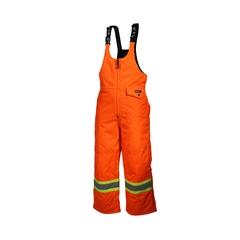 Bib pants-End.600d/PU-Sealed-CSA--40 Celcius Degrees