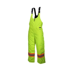 Bib pants-End.600d/PU-Sealed-Nyl./fleece--40 °C / -40 °F