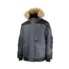Expedition Jacket-Tussor 100% Nylon-Fake fur-Multi-Function