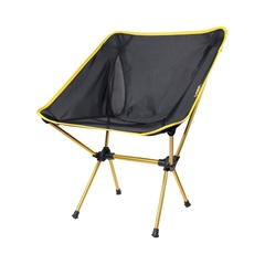 Foldable chair-100% Poly.-Aluminium-Storage bag