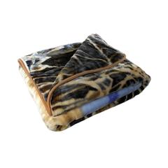 Blanket-Plush-60'' x 80''-Deer