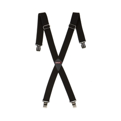 "Suspenders-Elastic 2"" - Metal fittings-One size"