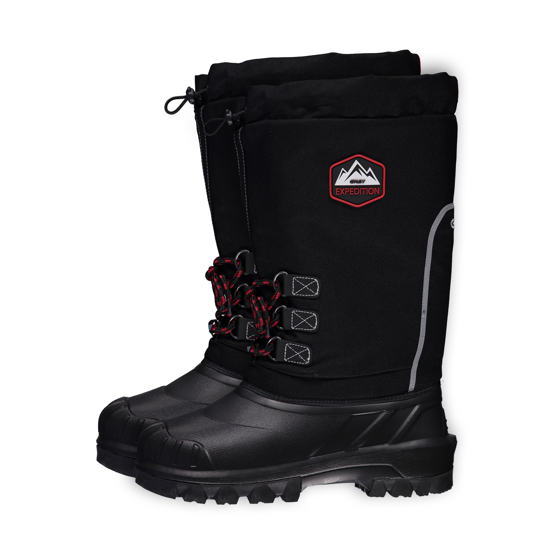 Boots-Men's-EVA base and TPR anti-slip--110 °C / -166 °F