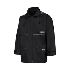 Rainsuit Jacket-End.600d-Sealed-Detach.hood vision