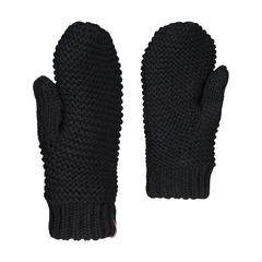 Mitt-Acrylic knit-Plush