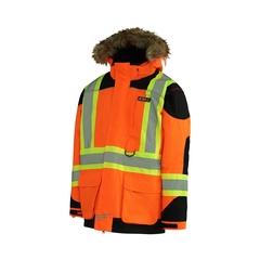 Jacket-Tussor 100% Nylon-Heatlocker-Reflect.stripe-Multi-Fun