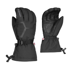 Glove-Poly.-Goatskin-Poly.-Strap-Anti-snow