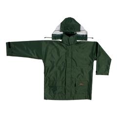 Jacket-420d Nylon/PVC-Mesh/Nylon-Hood vision