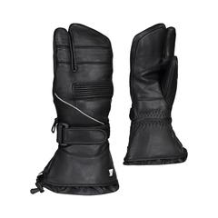 One-finger mitt-Cowgrain-Detach.-Extra liner-Heatlocker