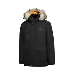 Jacket-Fake fur--45 °C / -50 °F