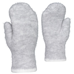 Mitt-55%Acry.40%Nylon5%Wool-Reversible