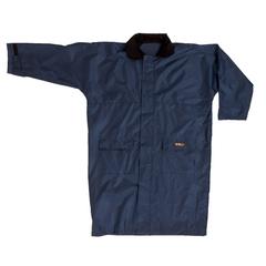 Long jacket-220d Nylon/PVC-Detach.hood vision