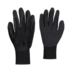 Glove-7G acrylic/Rubber finish-Rubber-Rubber