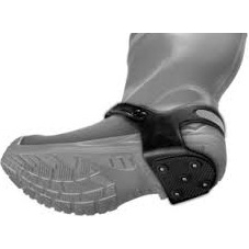 Ice cleats for boots-Rubber-Tungsten cleats