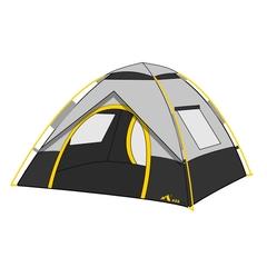 Tent 4-5 person-Nylon/PU