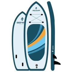 Inflatable Paddle board kit-Kit-9'2''x27.5''x4''