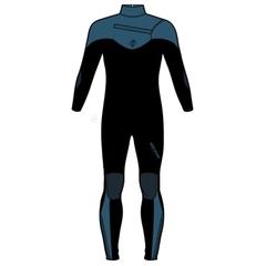 Wetsuit-Neoprene-YKK